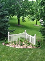 Corner Fence Garden Corner Landscaping Fence Landscaping Front Garden Landscape