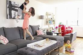 A Play Chic Manhattan Apartment Baby Play Areas Kid Friendly Living Room Room