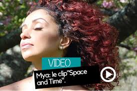 """Mya: le clip """"Space and Time"""" - Soul Addict"""