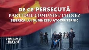 De ce guvernul PCC suprimă cu atâta înverșunare și persecută cu ...