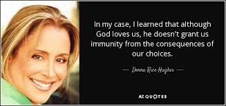 TOP 20 QUOTES BY DONNA RICE HUGHES   A-Z Quotes