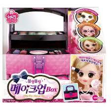cherry bling bling makeup box toy