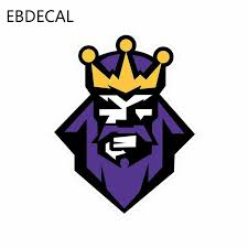 Ebdecal Los Angeles La Kings Car Bumper Window Wall Suitcase Decal Sticker Decals Diy Decor Ct9058 Car Stickers Aliexpress