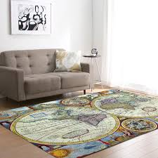 Large World Map Carpets Rug Bedroom Kids Baby Play Crawling Mat Memory Foam Area Rugs Carpet For Living Room Home Decorative Carpet Aliexpress