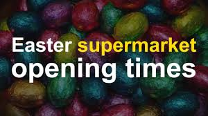 Easter opening times 2020 for Aldi ...