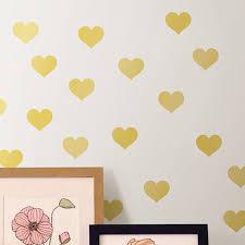 Harriet Bee Hearts Wall Decal Reviews Wayfair