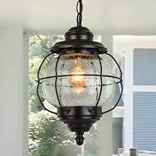 laluz outdoor pendant lights farmhouse