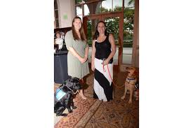 GALLERY: Tales and Tails Gala 2016 - Ashton Roberts with Levy and Shelley  Dickinson with Fiji. | West Orange Times & Windermere Observer