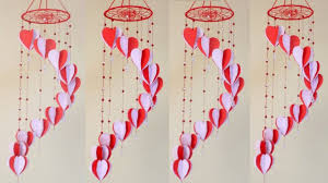 how to make paper wall hanging