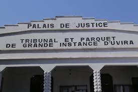 Palais de Justice d'Uvira