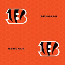 cincinnati bengals logo pattern