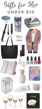 20 great gifts for her under 50 that