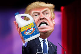PSA: Please do not follow Trump's suggestion to inject bleach as a ...