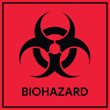 Biohazard Stickers Signs Pack Of 10 Decals For Labs Hospitals And Industrial Use By Sutter Signs Amazon Com Industrial Scientific