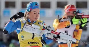 Biathlon, medaglia d'oro per l'azzurra Dorothea Wierer nella gara ...