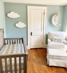Cloud Wall Decor Adventure Nursery Baby Room Airplane Etsy