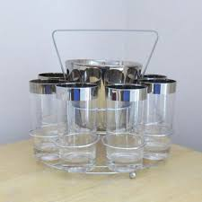 best vintage glass ice buckets products