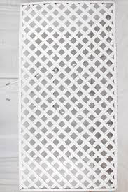 Lattice Panel Fencing White 4 X 8 A1 Party Rental