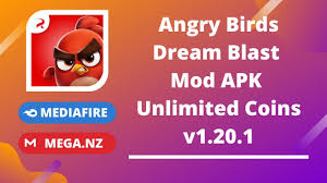 Angry Birds Dream Blast Mod APK Unlimited Coins v1.20.1 - YouTube