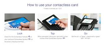 what are contactless credit cards and