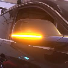 oem replacement dynamic mirror signal