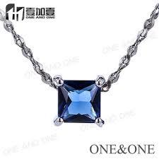 stone glass crystal pendant charm