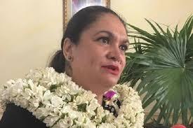 Nicole Bouteau, de nouveau ministre du tourisme - Polynésie la 1ère
