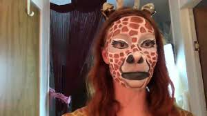 giraffe makeup aja on patreon