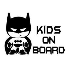 Hello Kitty Batman Kids On Board Vinyl Decal Sticker 100mm X 160mm 23 Colours Archives Statelegals Staradvertiser Com