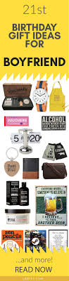 gifts for boyfriends 21st