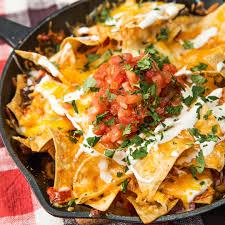 pulled pork nachos recipe by tasty
