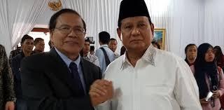 Rizal Ramli Minta Prabowo Cueki Jokowi Tiru George Bush   Repelita ...