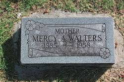 Mercy Adele Nash Walters (1885-1958) - Find A Grave Memorial