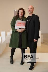 Antonia Carver, Sean Gullette at YTO BARRADA OPENING RECEPTION & DINNER  2018 / id : 2854440 by Max