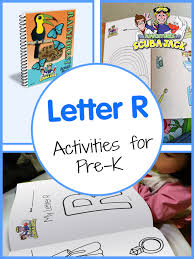 the letter r crafts and activities