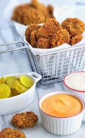 low carb air fryer pickles video