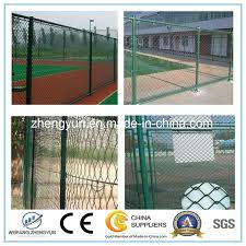 China Top Quality Wire Fence Philippines With Pvc Coated China Pvc Coated Chain Link Fence Garden Fence
