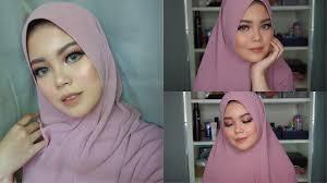 tutorial makeup pengantin natural ala