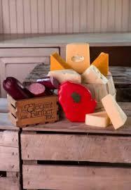 gourmet cheese sausage gift basket