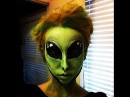 alien makeup supernatural network