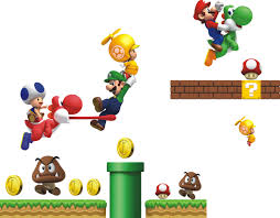 Mario Kart Wall Stickers Custom Wall Stickers Independence