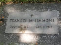 Francis Myrtle Roberts Simmons (1889-1972) - Find A Grave Memorial