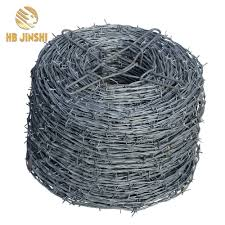 China Steel Security Fence Barbed Wire China Barbed Wire Field Fence Barbed Wire