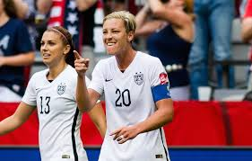 Abby Wambach plans to play in 2016 Olympics   SBI Soccer