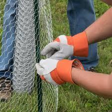 Amazon Com Yardgard 308411b Fence 50 Foot Color Galvanized Garden Outdoor