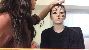 tiger makeup tutorial easy you