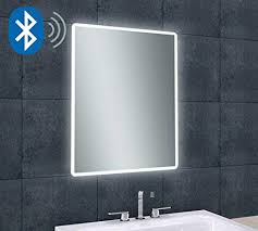 the bath people garrow led mirror with