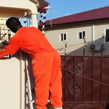 Electric Wire Fencing Guardian View Technology Ghana Ltd