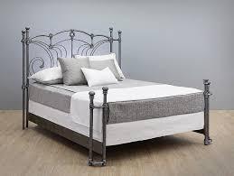 Wesley Allen Chelsea Iron Bed Canada | Mattress & Sleep Co.