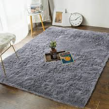 Shop Floor Area Rug For Living Room Kids Room Home Decor Carpet Grey Big On Sale Overstock 30314010